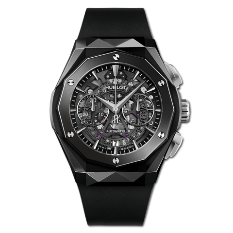Hublot Classic Fusion Aerofusion Chronograph Orlinski Black Magic