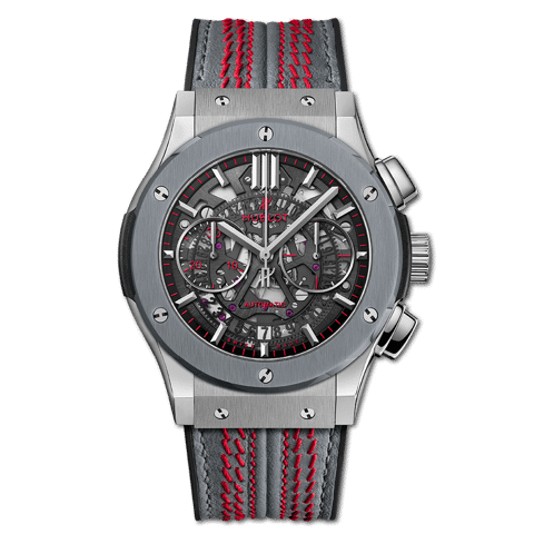 Hublot Classic Fusion Aerofusion Chronograph Cricket World Cup 2019