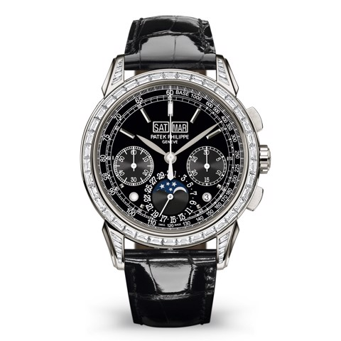 Patek Philippe Grand Complications 5271P-001 - Perpetual Calendar Chronograph