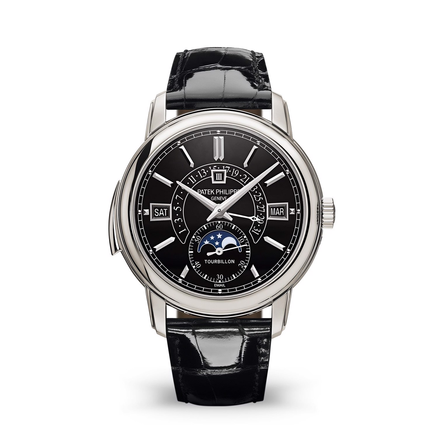 Patek Philippe Grand Complications 5316P-001 Minute Repeater Tourbillon Perpetual Calendar