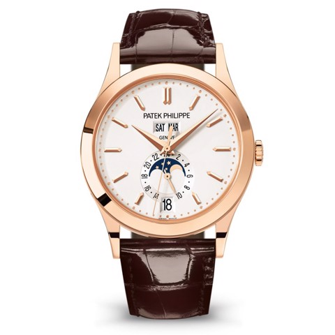 Patek Philippe Complications 5396R-011 Annual Calendar & Moonphase