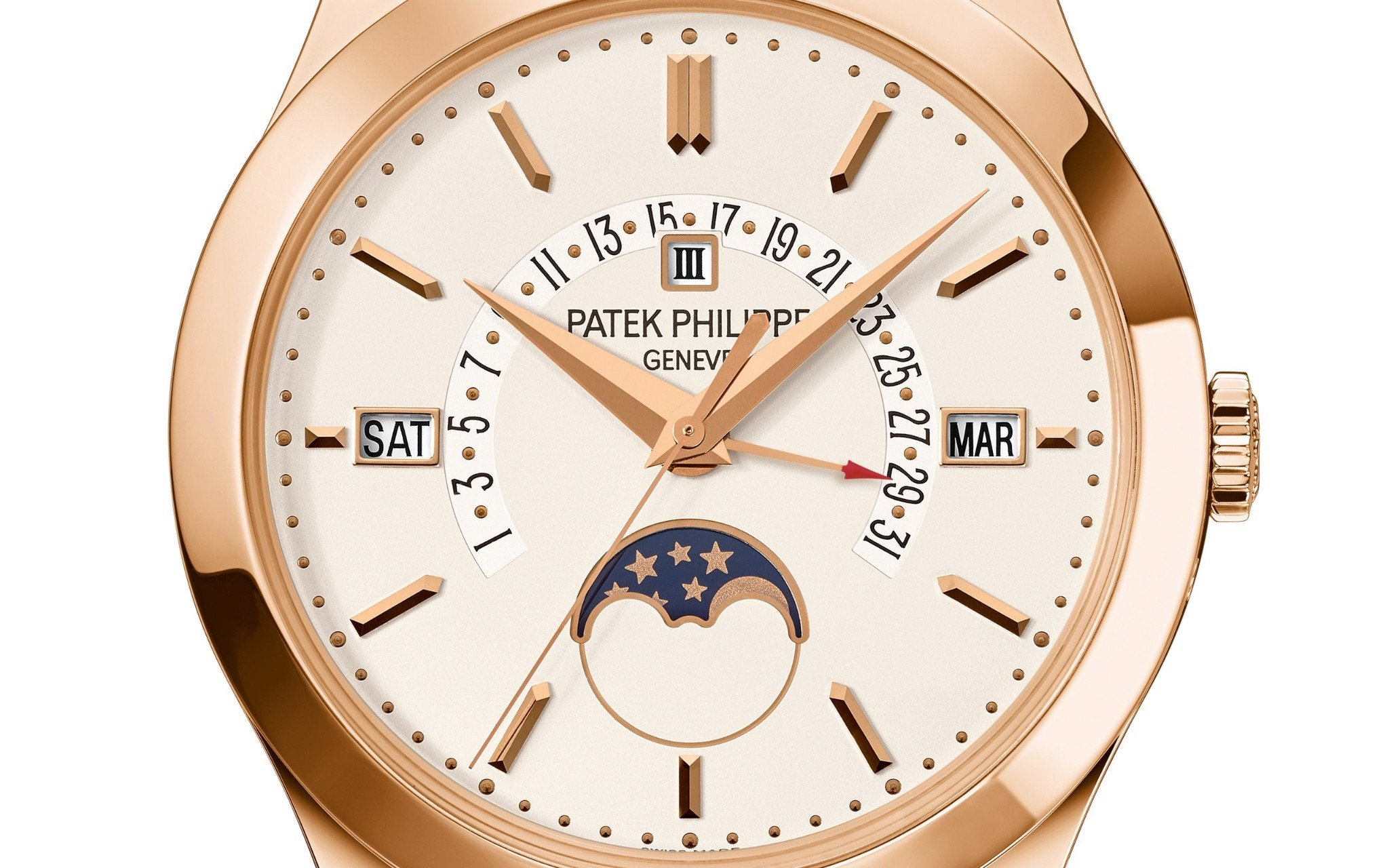 Patek Philippe Grand Complications 5496R-001 - Perpetual Calendar