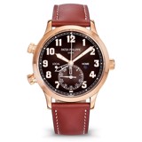 Patek Philippe Complications GMT Date 18k Rose Gold Watch 42mm