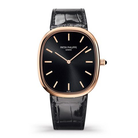 Patek Philippe Golden Ellipse 5738R-001 - Black