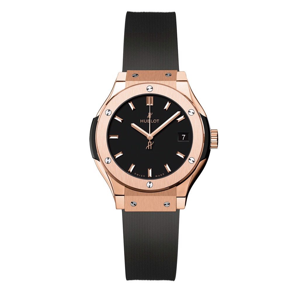 Hublot Classic Fusion Quartz Rose Gold 33mm