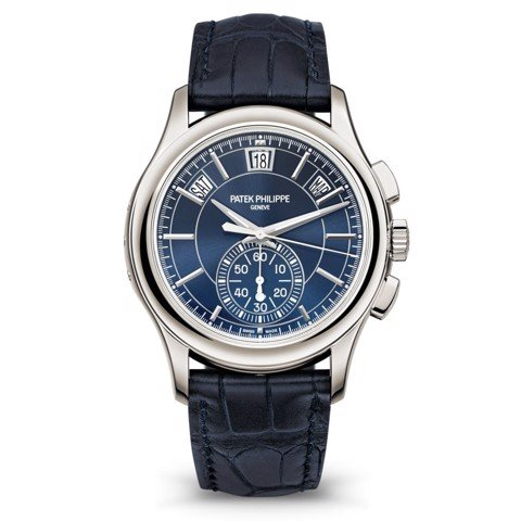 Patek Philippe Complications 5905P-001 Annual Calendar & Flyback Chronograph