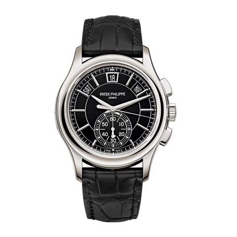Patek Philippe Complications 5905P-010 Annual Calendar & Flyback Chronograph