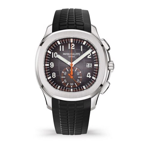 Patek Philippe Aquanaut 5968A-001 - Chronograph Black