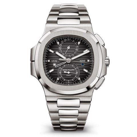 Patek Philippe Nautilus 5990/1A-001 Steel - GMT Chronograph Date