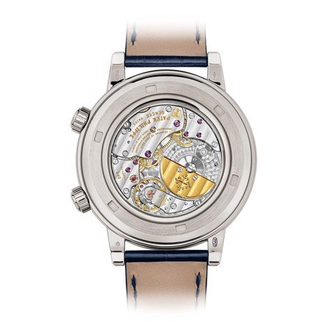 Patek Philippe Grand Complications 6102P-001 Celestial Moon Age