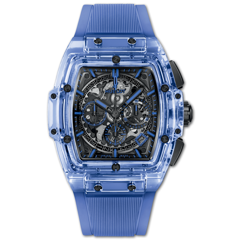 Hublot Spirit Of Big Bang Chronograph Blue Sapphire
