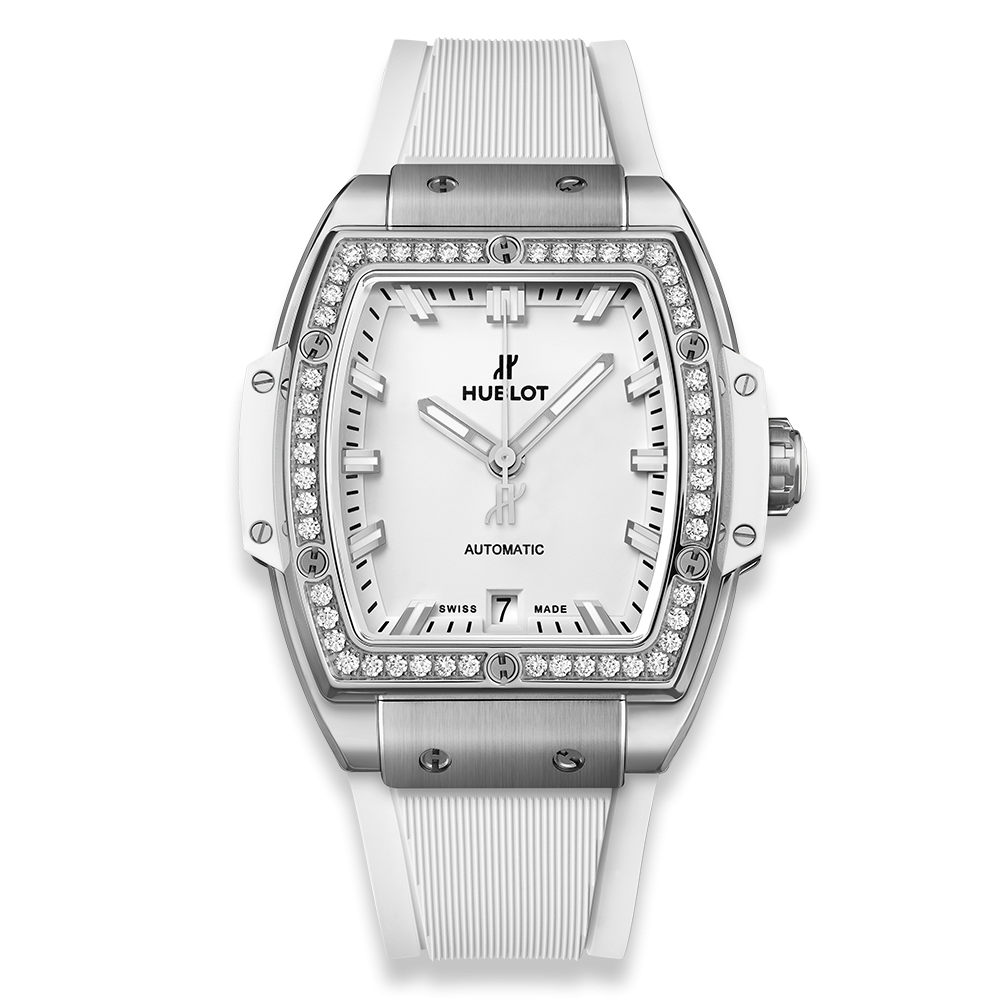 Hublot Spirit Of Big Bang Titanium White Diamonds
