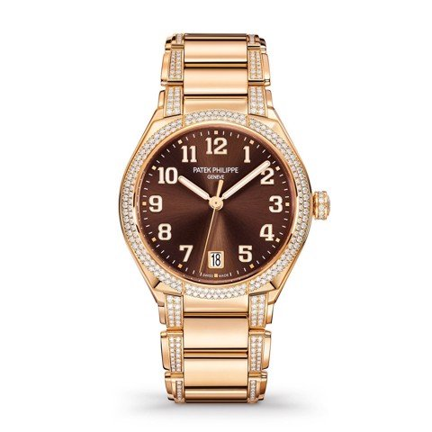 Patek Philippe Twenty~4® 7300/1201R-010 - Automatic Brown Dial