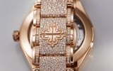 Patek Philippe Twenty~4® 7300/1450R-001 - Automatic - Fully paved with diamonds