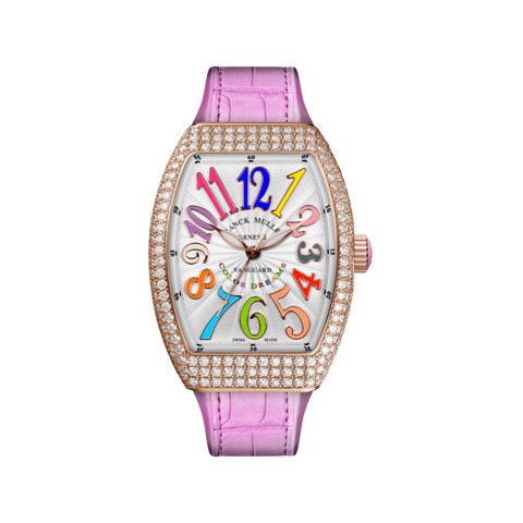 Franck Muller Vanguard Lady Classic V 32 SC AT FO COL DRM D (RS)