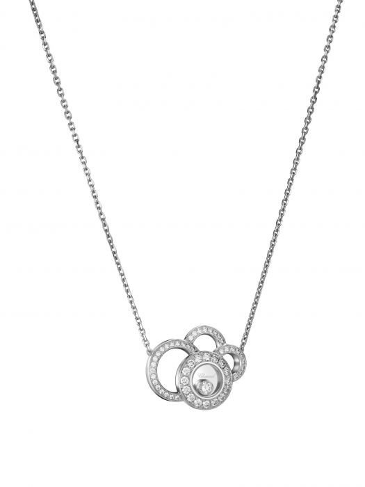 Chopard Happy Dreams Necklace White Gold - Diamond
