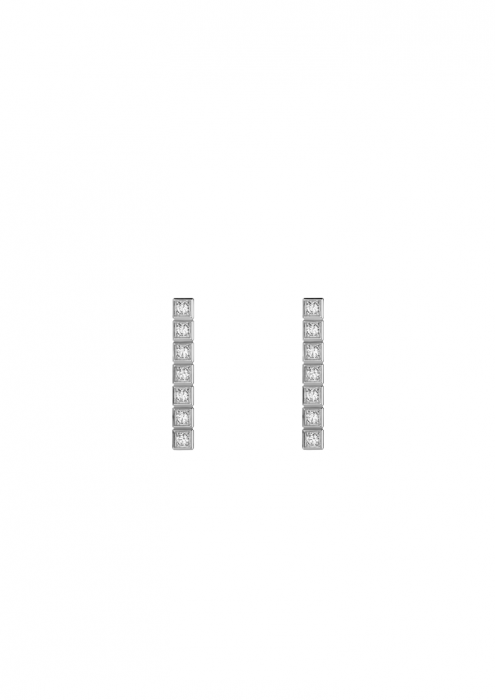 Chopard Ice Cube Earrings White Gold - Diamond