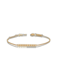 Chopard Ice Cube Bracelet Rose Gold and Diamond