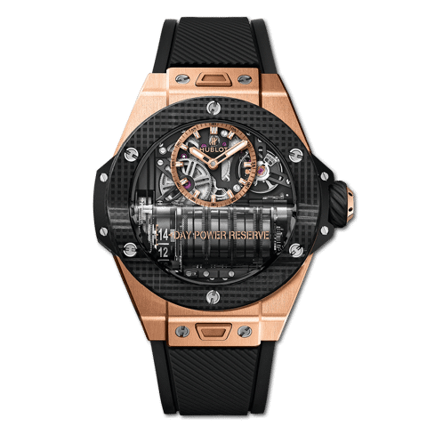 Hublot Big Bang MP-11 Power Reserve 14 Days King Gold 3D Carbon 45mm