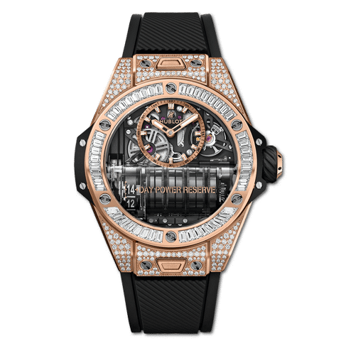 Hublot Big Bang MP-11 Power Reserve 14 Days King Gold Jewellery 45mm
