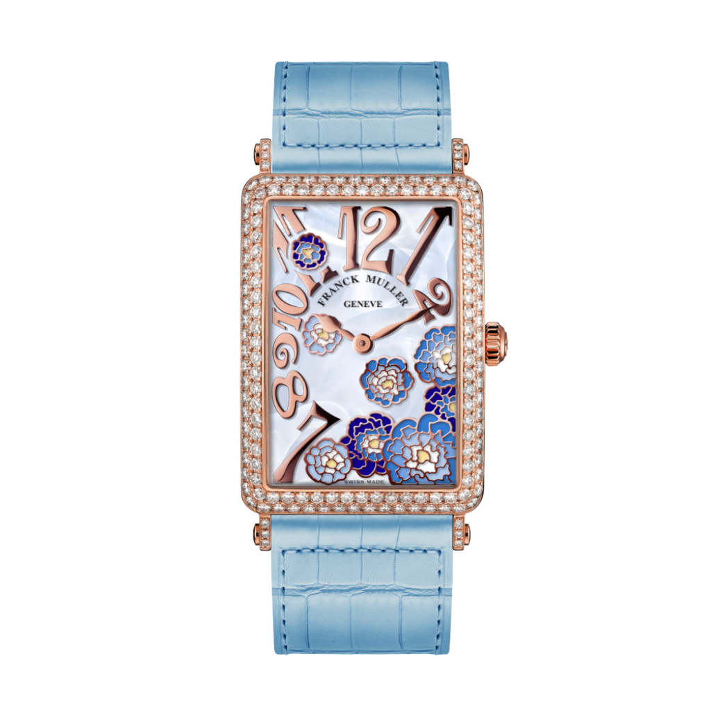 Franck Muller Long Island Flower Collection