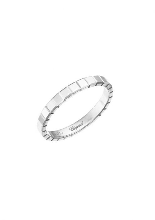 Chopard Ice Cube Pure Ring White Gold