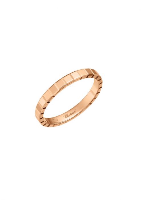 Chopard Ice Cube Pure Ring Rose Gold