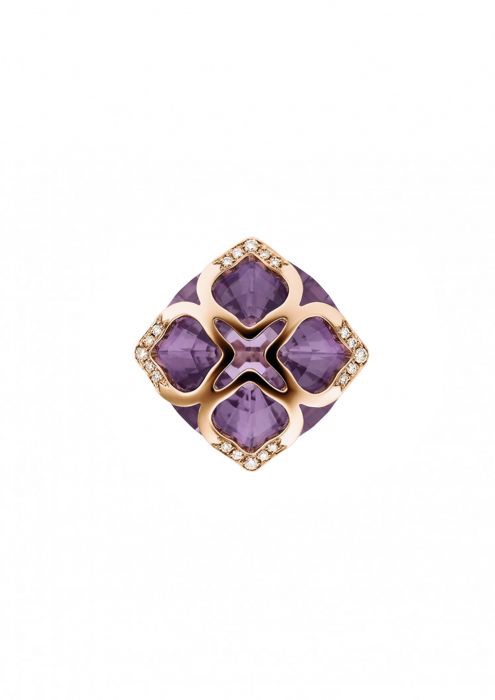 Chopard Imperiale Ring Rose Gold, Amethyst and Diamond