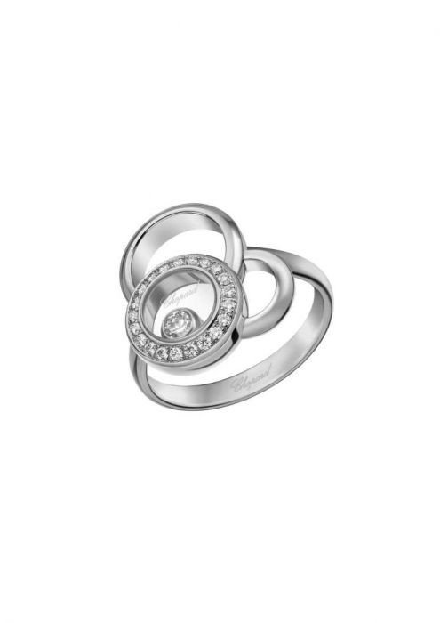 Chopard Happy Dreams Ring White Gold and Diamond