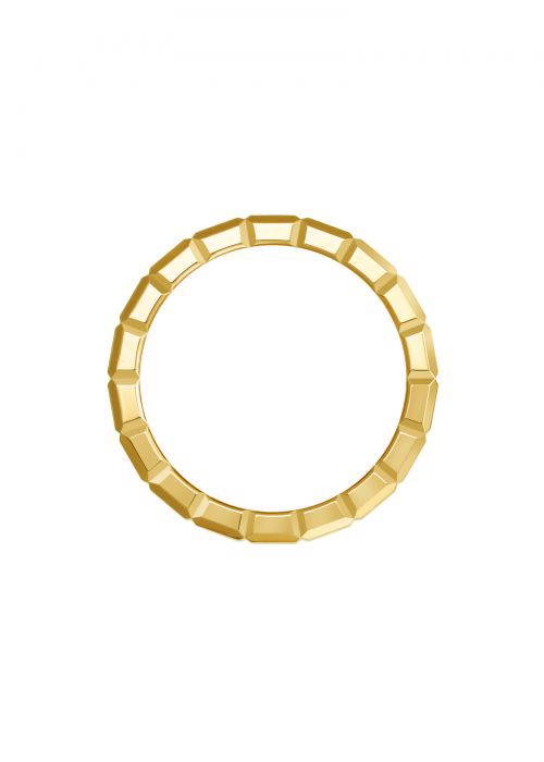 Chopard Ice Cube Ring Yellow Gold