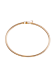Chopard Happy Hearts Wings Bangle Rose Gold Diamond - MOP
