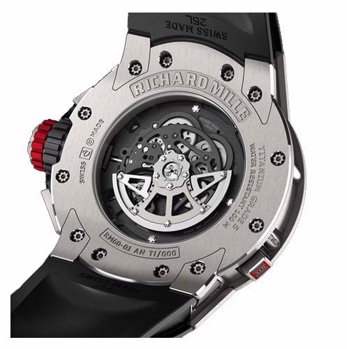 Richard Mille RM 60-01 Automatic Winding Flyback Chronograph Regatta