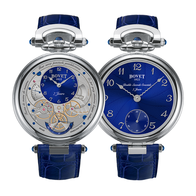 Bovet Amadeo® Fleurier Complications Monsieur BOVET AI43018 43mm
