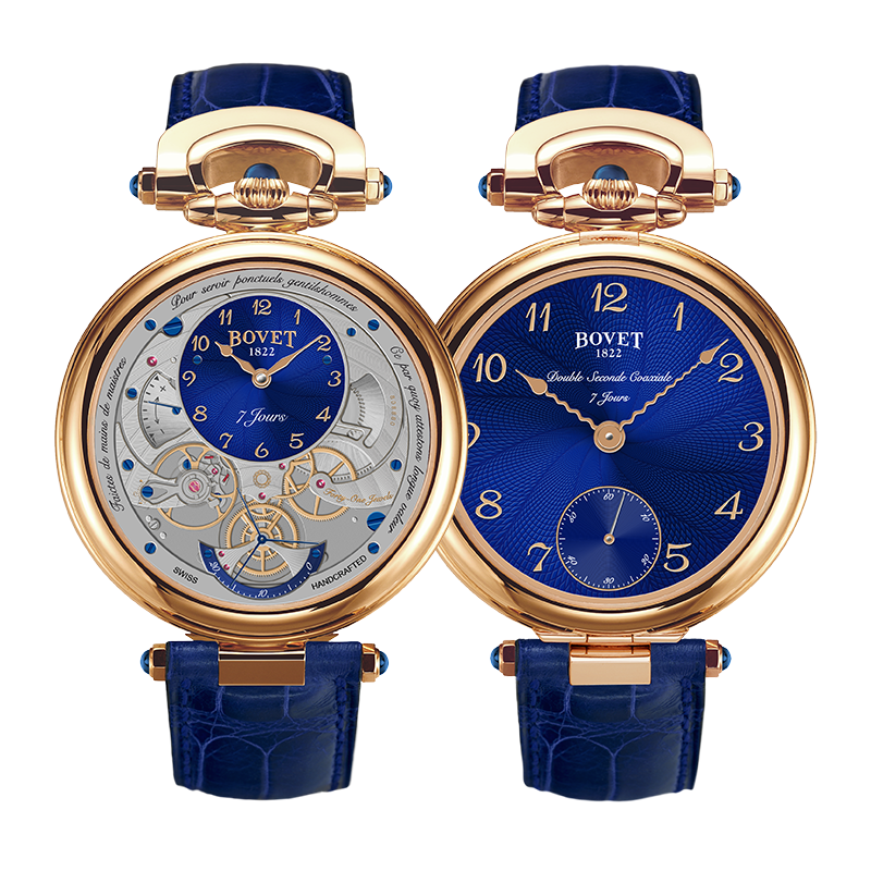 Bovet Amadeo® Fleurier Complications Monsieur BOVET AI43019 43mm