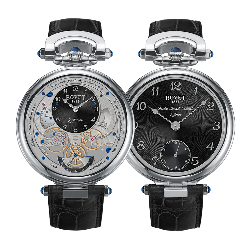 Bovet Amadeo® Fleurier Complications Monsieur BOVET AI43020 43mm