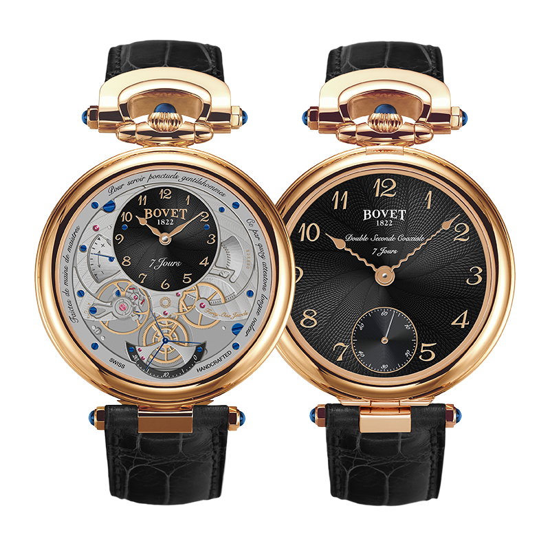 Bovet Amadeo® Fleurier Complications Monsieur BOVET AI43021 43mm