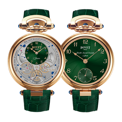 Bovet Amadeo® Fleurier Complications Monsieur BOVET AI43025 43mm