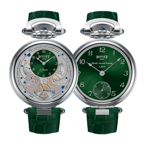 Bovet Amadeo® Fleurier Complications Monsieur BOVET AI43026 43mm