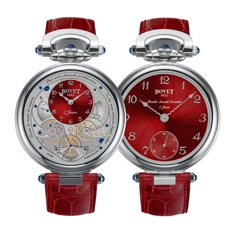 Bovet Amadeo® Fleurier Complications Monsieur BOVET AI43028 43mm