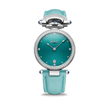 Bovet Amadeo Fleurier Miss Audrey New Turquoise 36mm