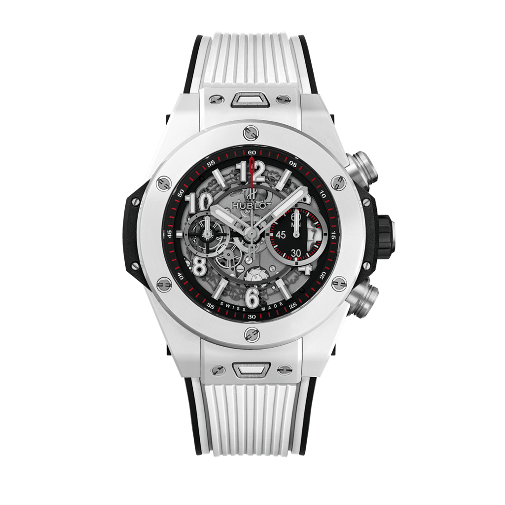 Hublot Big Bang Unico White Ceramic 45 mm