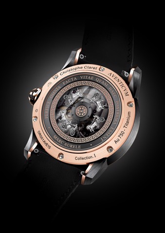 Christophe Claret Aventicum Rose Gold