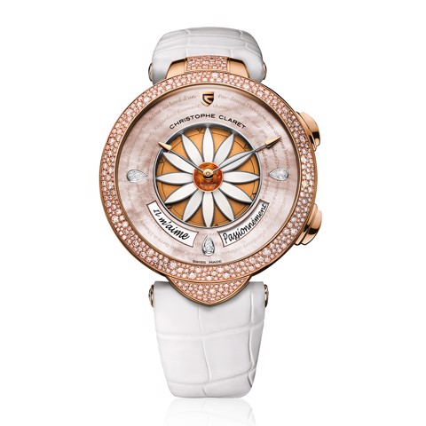 Christophe Claret Margot Velvet Rose Gold MTR.EMT17.060-080