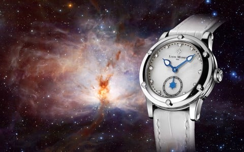 Đồng hồ nữ Louis Moinet Skydance Magic White 36mm