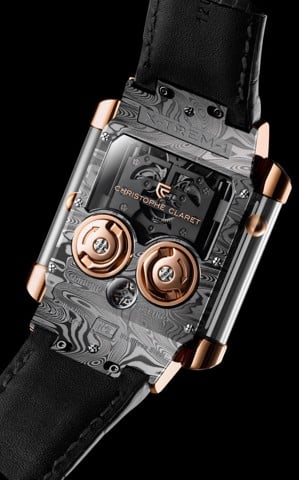 Christophe Claret X-Trem-1 Rose Gold & Damascus Steel