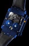 Christophe Claret X-Trem-1 Blue Damascus Steel