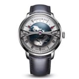 Arnold & Son Instrument Globetrotter 45mm