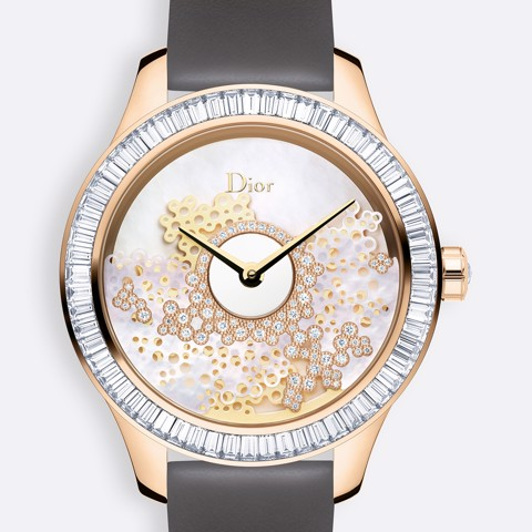 Đồng hồ nữ Dior Grand Bal broderie anglaise Ø 36mm