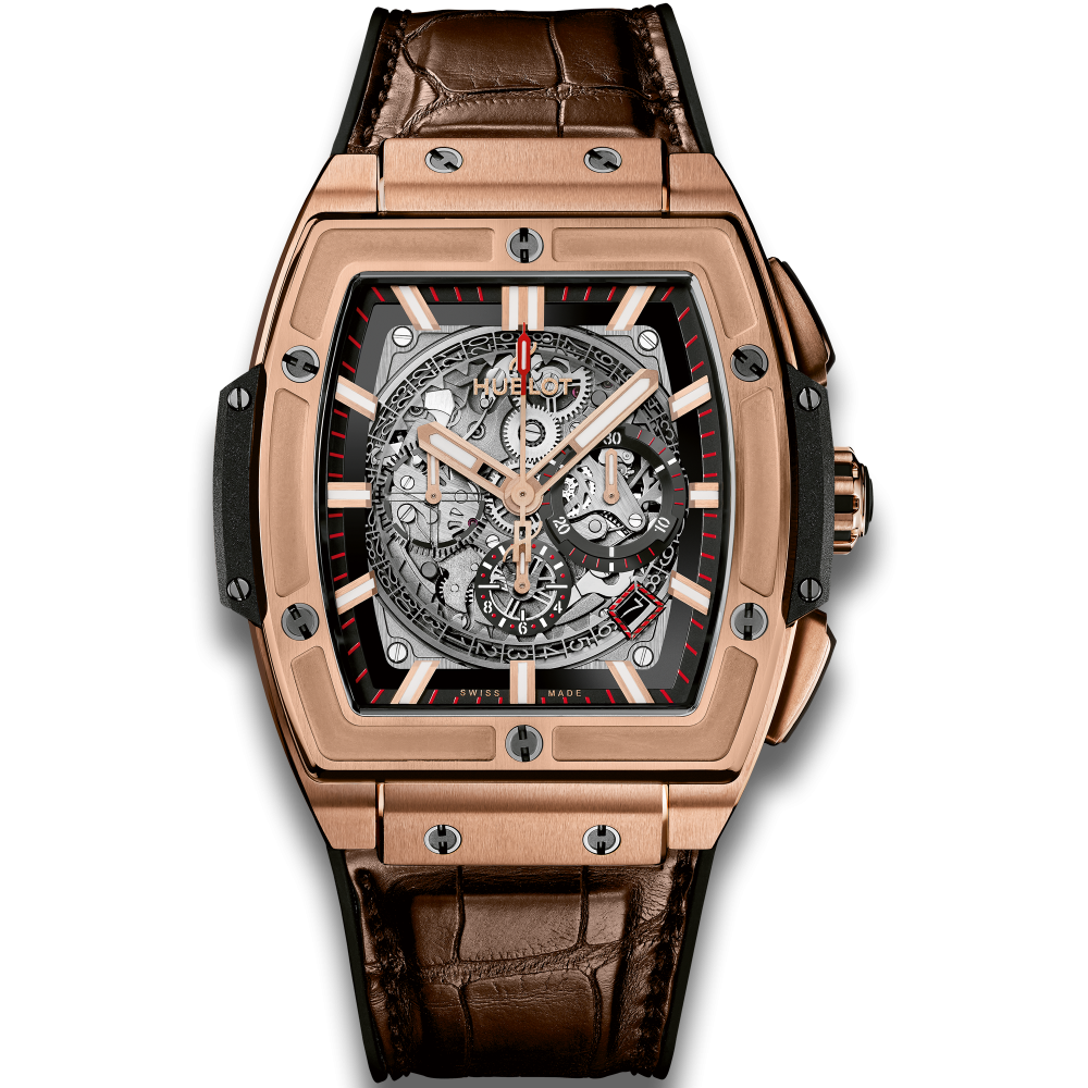 Hublot Spirit Of Big Bang Chronograph King Gold