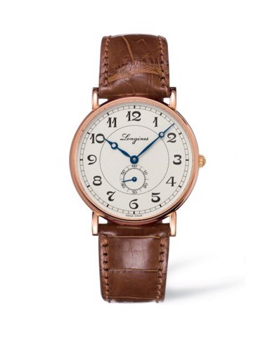 Longines Presences Heritage 38mm L47858732